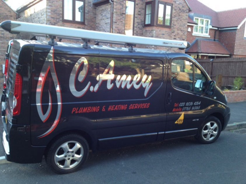Colin Amey Plumbing & Heating Services picture