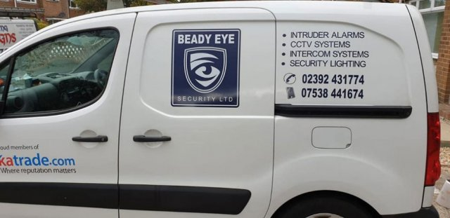 Beady Eye Security Ltd