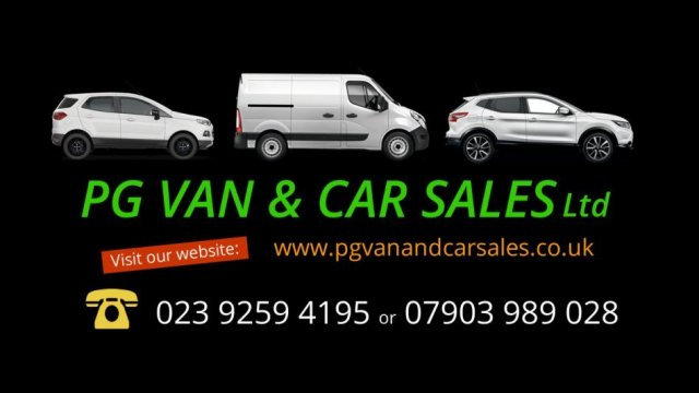 PG Van & Car Sales