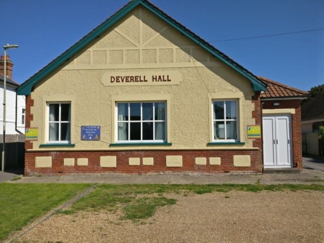 Deverell Hall