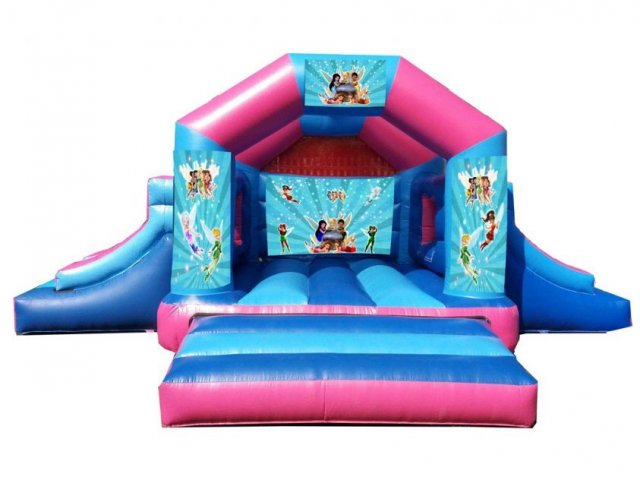 Jumping Jacks Bouncy Castle Hire