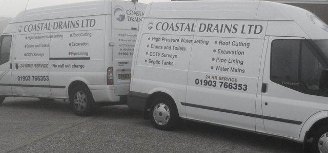 Coastal Drains Ltd