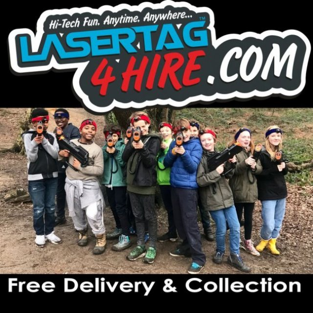 Laser Tag 4 Hire