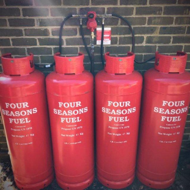 LPG Gas Bottles UK: Camping Gas, Commercial Gas, Bulk Gas
