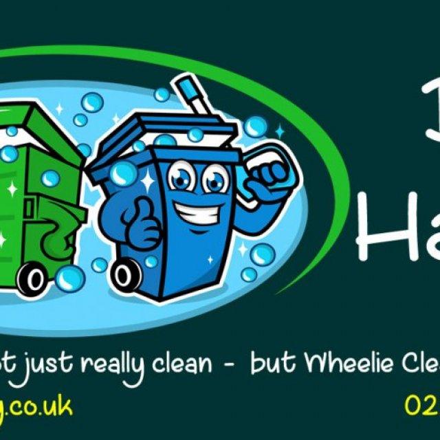 Bin Happy Wheelie Bin Cleaning Services